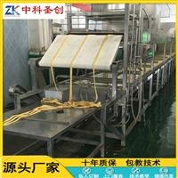 中科腐竹生产机械设备 铁岭自动化腐竹生产流水线 新腐竹机报价
