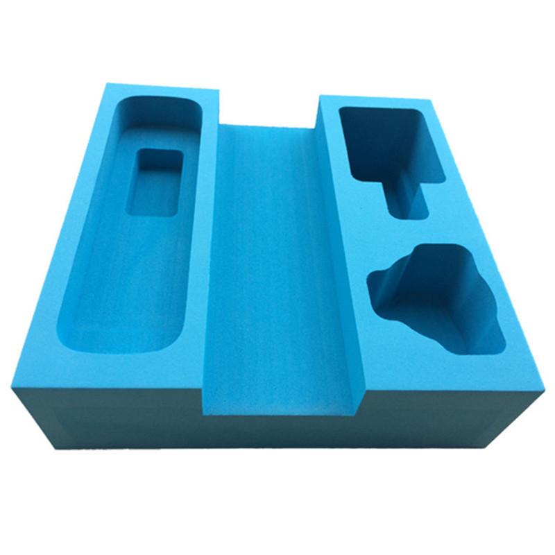 东莞eva纸盒海绵内托 定制EVA泡棉雕刻托盘厂家加工