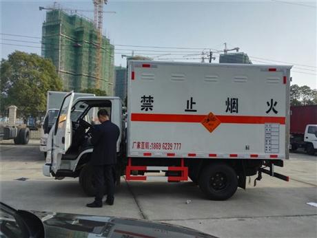 西藏爆破器材专用车厂家