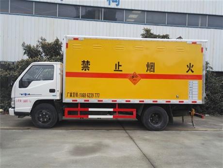 西藏爆破专用车国六排放