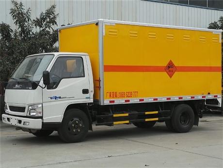 重庆江铃民爆器材专用车销售商/4S店