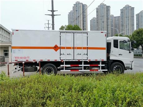 东风天锦危货运输车厂家地址