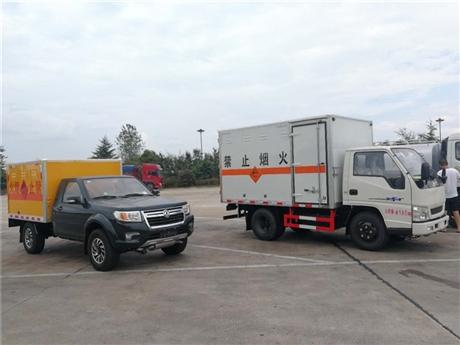 云南6吨炸药车包送车