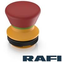RAFI进口防水急停按钮开关型号RAFIX 22 FS+1.30.273.311/2300