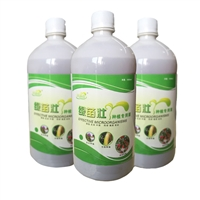 绿苗壮农用果树种植em菌液增产保墒