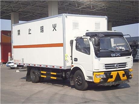重庆东风危险品运输车总经销