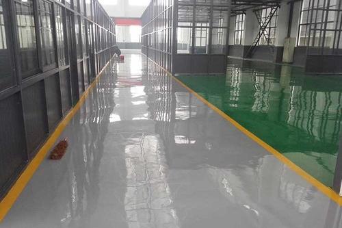 重庆环氧地坪施工防静电地坪漆