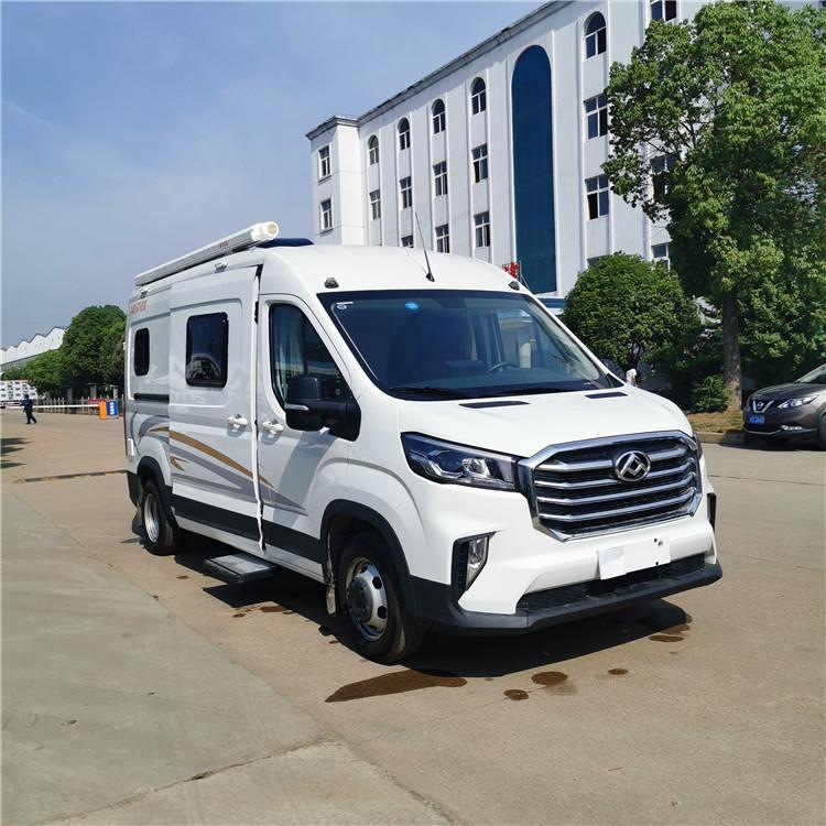 新款大通V90房车生产厂家降价了