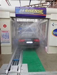 日森品牌全自动隧道式洗车机,各种型号包售后,可买可租可合作