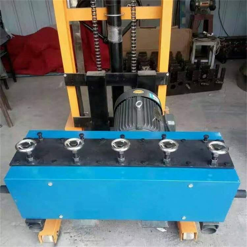 安徽六安 厂家预应力钢绞线穿束机型号 100米钢绞线穿线机