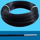 厂家直销黑色,透明UL10362铁氟龙电线