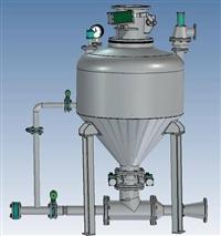 粉末真空上料 布袋除尘器规格型号 LJXY 罗茨真空泵负压输