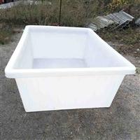 PE方箱 加厚塑料容器 长方形水箱 价格合理