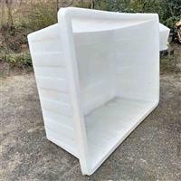 塑料方盆 加厚塑料容器 多功能PE容器 质量保证