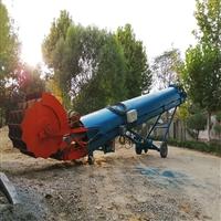 注塑機自動上料機 50方玉米小麥全自動鏟取料裝車機 匯勝氣力