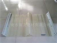 钢边采光板生产厂家 屋面采光板 包钢边采光板