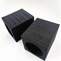 彩盒海绵内衬加工 一体成型海绵包装盒厂家