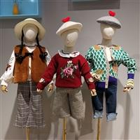 品牌折扣童装两个小朋友 新款夏装一线大品牌厂家货源