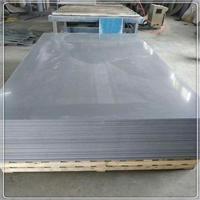 塑料床板 防腐耐酸灰色pvc板材 防水防潮防蛀可雕刻切割