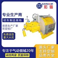矿用提升绞车 气动绞车实物 如东宏信 可现场试机 QJH100