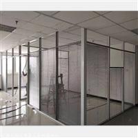 天津河北玻璃隔断 办公玻璃隔断厂家 玻璃隔断尺寸齐全
