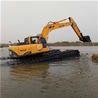 河南三门峡水陆挖掘机出租生产厂家-