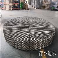 波纹板规整填料 不锈钢孔板波纹填料 迪尔填料厂家直销