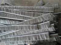 厂家直销烧结厂环冷机密封不锈钢丝条刷