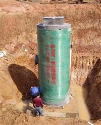 怀化 德诺尔  一体化预制泵站制造商