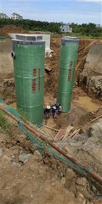扬州 进口  预制泵站厂家