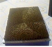 厂家直销ICT测试机放电网铜丝刷板