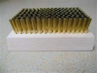 网纹辊清洗木柄钢丝刷