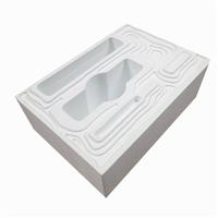 厂家定制高难度EVA蜂窝泡棉高密度EVA内衬防震包装海绵加工
