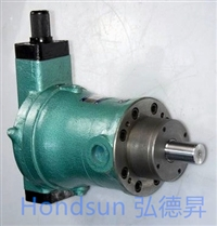 25YCY14-1B变量柱塞泵 打包机油泵 剪板机油泵