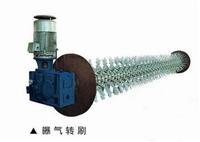 厂家供应污水处理曝气机转刷