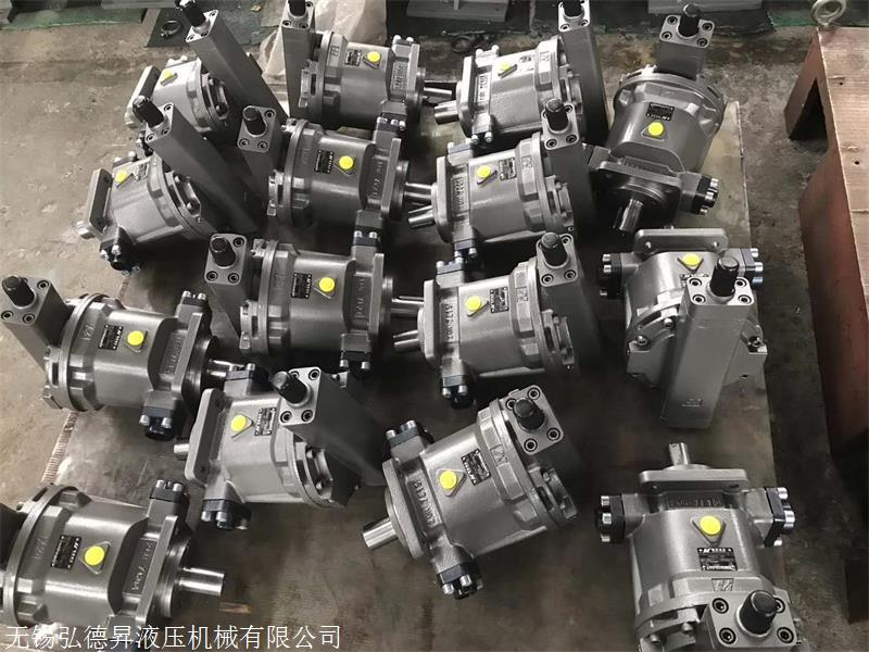 HY45Y-RP,HY55Y-RP柱塞泵 恒源柱塞泵