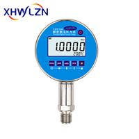 数显压力表 西晖厂家批发 XHP100数字式压力表测水压气压油压