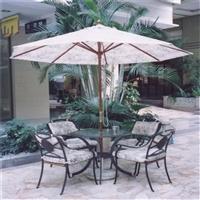 花园庭院遮阳伞 沙滩泳池太阳伞 岗亭伞 罗马伞 品质商家
