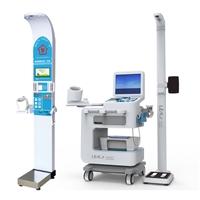 HW-V6000智能健康�w�z一�w�C 健康小屋多功能�w�z�C
