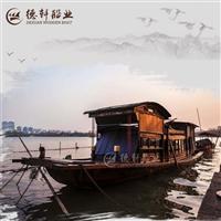 宁夏石嘴山红色旅游9米红船订购