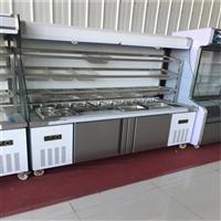 水果保鲜柜点菜柜 商用冷藏展示冰柜 1.5米麻辣烫冷藏柜