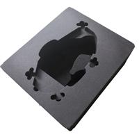 惠州定做EVA包装盒 黑色海绵内衬加工