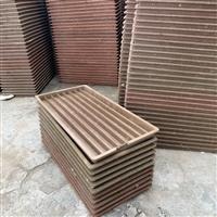 茂名三格岩芯箱家买 啥地方卖钻探木制岩芯盒 岩心箱图纸