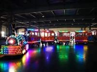 觀光車小火車 游樂設備小火車 廣場游樂園游樂設備