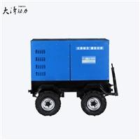 直流600A柴油發電電焊機TO600A-J