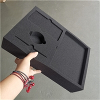 深圳包装海绵 高密度海绵垫海绵包装内衬