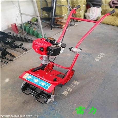 快速除草的机器单人轻松操作