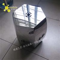 廠家定制不銹鋼鏤空凳子 中式鼓形凳子加工定做