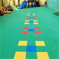 南陽透水懸浮地板 運動場拼裝懸浮地板 懸浮地板廠家