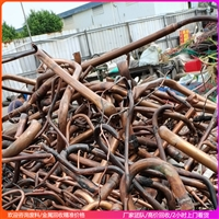广州荔湾废品回收铜价江海废黄铜回收